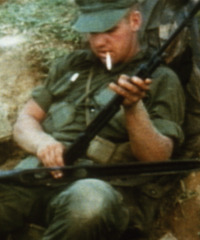Vietnam  war battle ex 1