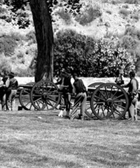 Civil war reenactment ex 1