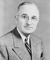 Harry truman ex 1