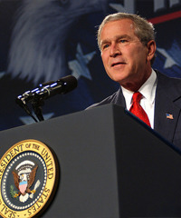 Bush georgew ex1